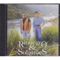 Cd Rionegro & Solimões - 1995 - Lacrado