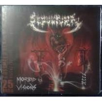 Sepultura - Morbid Visions - Cd Digipack 25 Anos - Lacrado
