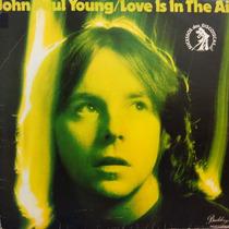 Lp - John Paul Young - Love Is In The Air - Vinil Raro