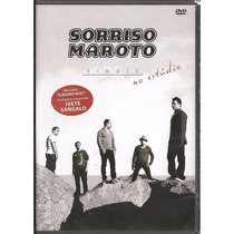 Dvd Sorriso Maroto - Sinais No Estudio -part Ivete Sangalo