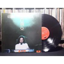 Kitaro Lp Disco Vinil Live In Asia 1984 Encarte New Age Ba