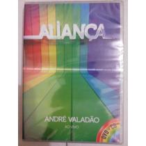 Dvd Cd André Valadão Aliança Ao Vivo