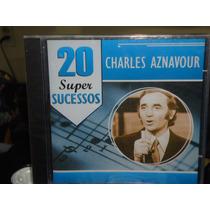Charles Aznavour-20 Sucessos--original-lacrado-frete Grátis