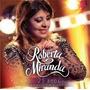 Roberta Miranda 25 Anos Ao Vivo Em Estúdio * Cd Original