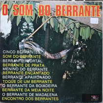 Lp O Som Do Berrante (varias Duplas)