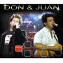 Cd Don & Juan - Don & Juan: Ao Vivo
