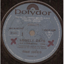 The Bee Gees Compacto Lonely Days