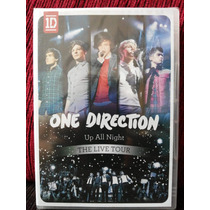 Dvd One Direction - Up All Night Tour Lacrado Original