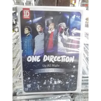 One Direction Up All Night Live Tour Dvd Est Impec