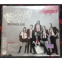 Rbd Rebelde Edición Diamante Importado Do México 2 Cds
