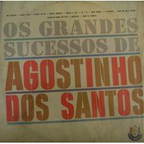 Lp Vinil Os Grandes Sucessos De Agostinho Dos Santos