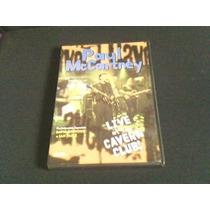 Dvd Paul Mc Cartney - Live At The Cavern Club!