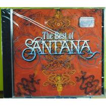 Jazz Soul Pop Rock Blues Cd Santana The Best Of Lacrado