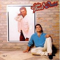 Lp João Paulo E Daniel Vol.7 Estou Apaixonado