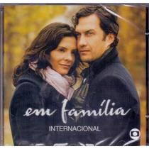 Cd - Em Família - Internacional - Lacrado