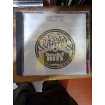 Barry White Greatest Hits Cd Soul Cantor Black Music