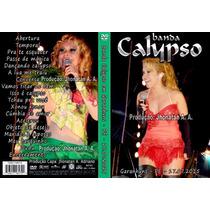 Kit Banda Calypso 20 Dvds Entre Cds Para Colecionador