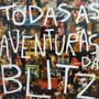 Lp - Blitz - Todas Aventuras Da Blitz - Vinil Raro