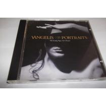 Cd - Vangelis - Portraits: So Long Ago, So Clear (1973/1996)