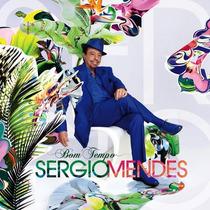Sergio Mendes - Bom Tempo (cd Lacrado - Novo - Álbum. Duplo)