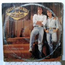 Vinil Lp Chitaozinho E Xororo - Cowboy Do Asfalto, (1990)