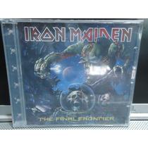 Iron Maiden-the Final Frontier-novo-lacrado-frete Grátis!
