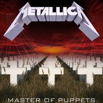 Cd Metallica - Master Of Puppets (92724)