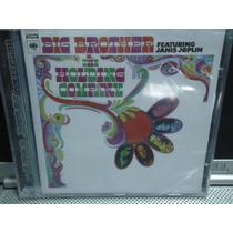 Janis Joplin-big Brother Old Comp-novo-lacrado De Fabica