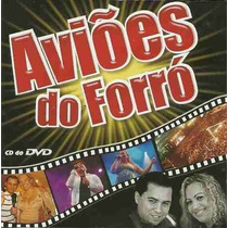 Cd Aviões Do Forró