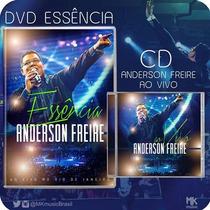Anderson Freire - Essência - Kit Com Dvd + Cd 100% Original