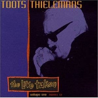 Cd Toots Thielemans Live Takes Vol 1 - Usa