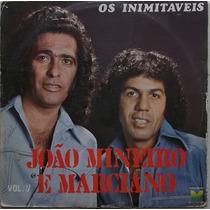 Lp João Mineiro E Marciano Vol.7