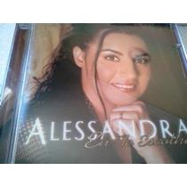 Cd Alessandra Eu Te Escolhi Gospel Mck