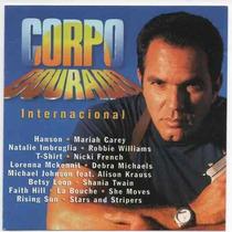 Cd - Corpo Dourado - Trilha Sonora Internacional Da Novela