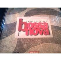 Cd Tempos De Bossa Nova Vol 1 Caras