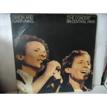 Disco Vinil Lp Simon And Garfunkel The Concert In Central ##