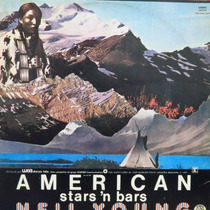 Lp - Neil Young - American Star N Bars Vinil Raro