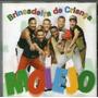 Cd De Musica Brincadeira De Criança Molejo Original Usado