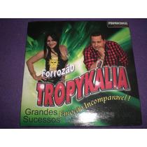 Cd Forrozão Tropikália-grandes Sucessos(promo)