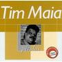 Cd De Musica Tim Maia Pérolas Original Usado