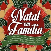 Cd Natal Em Família 2013 - Som Livre (lacrado De Fábrica)