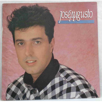 José Augusto Lp Nacional Usado José Augusto 1988 Encarte