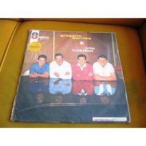 Lp Raro Odeon Stereo Gregorio Barrios Trio Irakitan Brasil