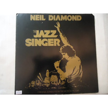 Disco Vinil Lp Neil Diamond The Jass Singer ##