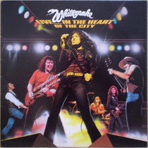 Whitesnake - Live... In The Heart Of The City - Vinil Usa