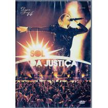 Dvd Diante Do Trono 14 - Sol Da Justiça Ao Vivo - Novo***