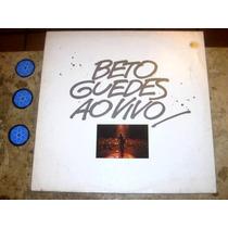 Lp Beto Guedes - Ao Vivo (1987) C/ Caetano Veloso