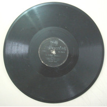 Disco 78 Rpm - Vagalumes Ao Luar -continental16.275