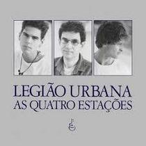 Legião Urbana As Quatro Estações (cd Novo E Lacrado)