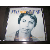 Cd Nina Simone - The Best Of The Colpix Years Importado